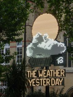 The Weather Yesterday6