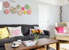Have a nosey around this rights and beautiful family home full of personal touches http://trib.al/uJ6jmjz