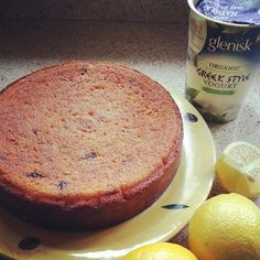 @_maymelanie : Lemon drizzle yogurt cake  #showusyouryogurt