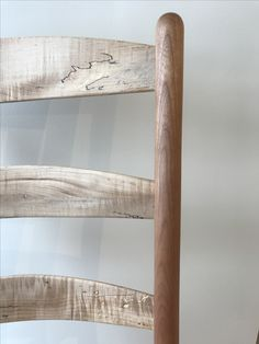 I Love The Spalted Maple Slats On This Tappan Chair. Extra Spalting Can Be  Requested. Spalted MapleMaine