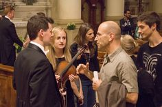 BYU Chamber Orchestra Byu College, Fine Arts College, Fine Arts Center, Group Of Friends, Orchestra, Things To Do, Spring Summer, Things To Make, Band