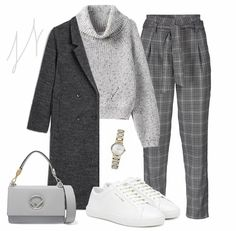 casual date ideas Winter Fashion Outfits, Fall Winter Outfits, Look Fashion, Korean Fashion, Prep Fashion, Fashion Dresses, Classy Outfits, Stylish Outfits, Mode Pastel