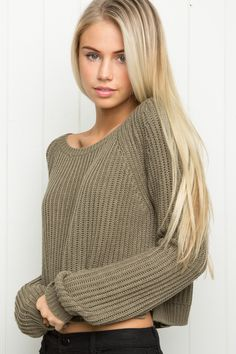 Brandy ♥ Melville | Gwen Sweater - Clothing