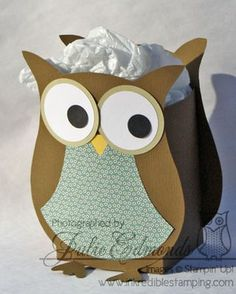 Owl Bag (Tutorial to buy, but i think i can figure this out by myself.)
