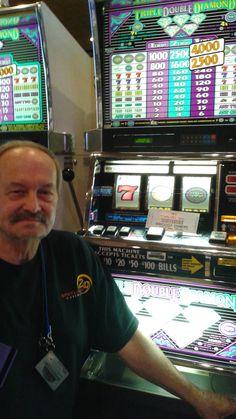 Railroad Pass Casino Double Diamond Winner! #slotmachines