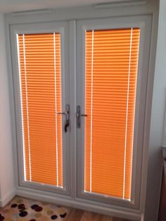 Made to Measure Blinds & Curtains Orange Blinds, Made To Measure Blinds, Curtains With Blinds, Perfect Fit, Home Decor, Decoration Home, Room Decor, Interior Decorating