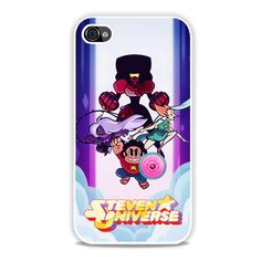 Steven Universe Ready To Adventure iPhone 4, 4s Case
