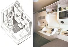nakagin capsule tower. Cool design and a great idea. Too bad the building is so run down now.