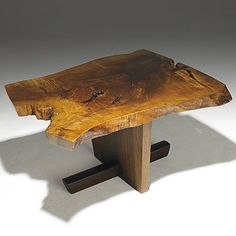 GEORGE NAKASHIMA Minguren side table