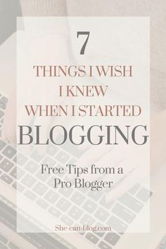 If you're planning to start a blog in 2021, or if you're fast still in 2020, or if you already started a blog, but can still use some blogging tips for beginners to get started, this blog post is for you! I started my blog 1 year ago, and there were so many things I wish I knew when I started blogging. I collected my best blogging tips for you in this post, on how to promote your business online, to the best graphic design tools. #blogtips #startblog #blogging2021