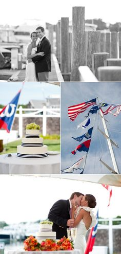 Nauticus Marina Wedding, Cape Cod