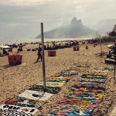 Praia de Ipanema #Ipanema #beach #brazil #BeautifulPlaces #travel #traveller #teamtraveller #awesomeearth #awesometravel #live #natgeo #natgeotravelpic #bpmag