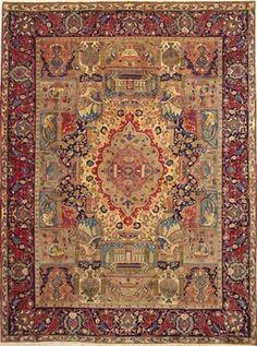 antique rugs | Antique Oriental Rugs, Antique Persian Rug
