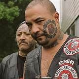 New Zealand's Mongrel Mob patch