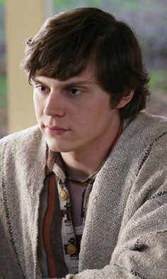 American Horror Story: Seriously, Who Is Evan Peters Playing in Roanoke?