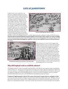 here s an essay on the life of the powhatan ns before and  here s an essay on the life of the powhatan ns before and after the arrival of the english in jamestown jamestown other early settlements