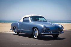 1958 VW Karmann Ghia Convertible