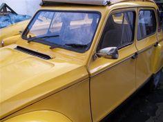 Gebrauchtwagen Angebot: Citroen 2CV H-Kennz Zweikreisbremssystem! schnellste Ente, € 4.379,-, Benzin, Schaltgetriebe von 03/1979 in Grevenbroich, 126.000 km, 24 kW