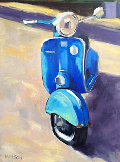 Scooter by Marianne Elson