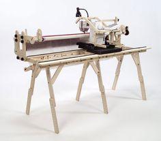 Grace Machine Quilter's -Little Gracie 3 rail Frame : quilting ... : grace quilting frame instructions - Adamdwight.com