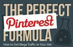Pinterest Formula : How to Get Mega Traffic to Your Website