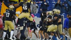 Naval Academy cancels classes after Navy's upset of Houston
