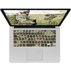 KB Covers Keyboard Cover for MacBook/Air 13/Pro (2008+)/Retina - Camouflage (CAMO-M-CC) KB Covers http://www.amazon.com/dp/B00GEBMWZK/ref=cm_sw_r_pi_dp_nvO3tb0FS5NTR345