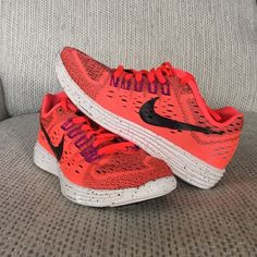 Nike Lunartempo Nike Lunartempo in half box w label- I have multiple sizes in closet **these run a half size small, I'm willing to measure if requested** Nike Shoes Athletic Shoes