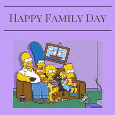 Hope you all get to squeeze in some quality time with your nearest and dearest this Family Day!
