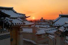 seoul korea snow images - Google Search