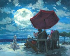 Under the Moonlight: By James Coleman