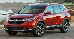 2017 Honda CR-V Launched With New Engine Added Features And A $24045 Starting Price