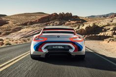 BMW 3.0 CSL Hommage R - rear action