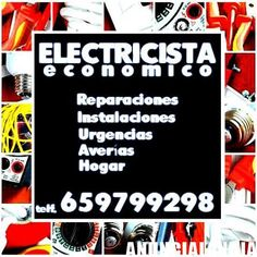 ELECTRICISTA ECONOMICO en Pinto Pinto - Anuncialandia