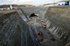 Túnel de El Regajal.