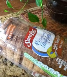 Watching My Weight with Weight Watchers: Food Discovery: Sara Lee 45 Calories and Delightful Bread only 2 points plus for 2 slices!