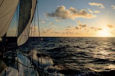 3 weeks sailing from Galapagos to Marquesas islands