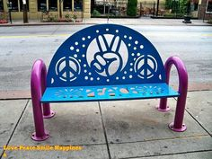 ♡ I want this bench on my porch