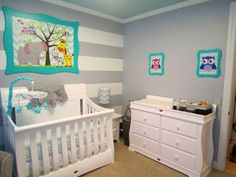Bedroom:Amazing Wall Paint Ideas Stripes Choosing The Best Nursery Painting Vertical For In A Bedroom Horizontally With Baby Room On Bathroom Walls Accent Decorative Color painting stripes ideas