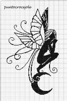 butterfly pixie
