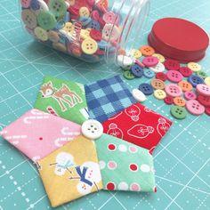 Cozy Christmas Sew Along - Sew simple Shape Dresden Tutorial!!