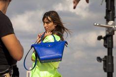 Descubra el video de la campaña SS15 de Longchamp con Alexa Chung