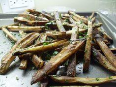 Urobte si s nami chutné zelerové hranolky, ktoré si okamžite zamilujete | Radynadzlato.sk
