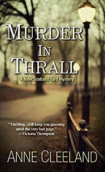 Murder In Thrall (A New Scotland Yard Mystery Book by [Cleeland, Anne] Book 1, This Book, Irish Redhead, Stay Young, Cozy Mysteries, Mystery Thriller, Mystery Books, Book Nooks, So Little Time