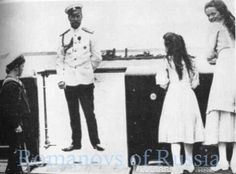 The Romanov Photo Album - Romanovs of Russia