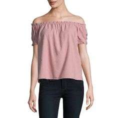 fbbf0f33ddf Buy Off-the-Shoulder Tee at Walmart.com
