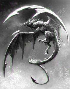 Sorrel's Dragons: last wyvern of the week.