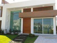 portas de entradas de casas modernas com p direito alto pesquisa google