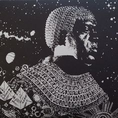 "Sun Ra - The World Is Not My Home 3x7"" Jazzman ‎– JM.079"