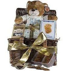 It Is A Boy Gift Basket